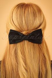 Bows In Hair Style shop 1950s hair accessories & wigs 6648 by wearticles.com