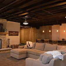 unfinished basement ceiling ideas. Review Unfinished Basement Ceiling Ideas