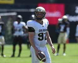 Bailey Landwehr Football University Of Colorado Athletics