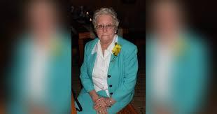 Obituary for Alvie (Sullivan) Statler | Sullivan Funeral Care