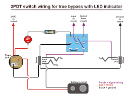 no on crushino 3pdt wiring diagram