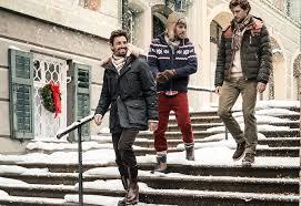 männer outfit winter
