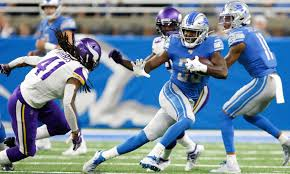Lions Running Back Depth Chart Options To Replace Kerryon Johnson During His Injury Absence