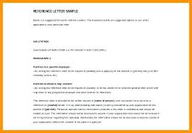 To Whom It May Concern Reference Letter Examples Fresh Sample