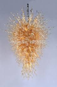 unusual ceiling lighting. free shipping unusual glass design high ceiling chandelier light on salechina lighting f