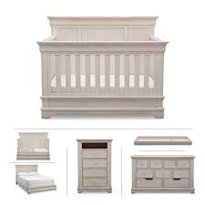 Nursery white furniture Modern Baby Nursery Furniture Set In White Antique Convertible Crib Dresser Chest Changing Amazoncom Amazoncom Baby Nursery Furniture Set In White Antique