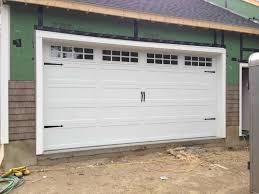 vintage garage doorsOverhead Model Long Panel Steel Carriage House Clopay Gallery