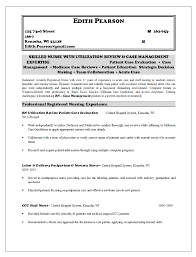 Nursing Cover Letter On Pinterest Nurse In Resume New For Registere