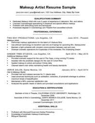 Arts Resumes 80 Resume Examples By Industry Job Title Free