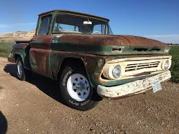 Truck chevy c10 project trucks : Project 1962 Chevy C10 Swede Update - New Wheels! - Pickup Truck Talk