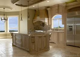 Contemporary Traditional Antique White Kitchens Kitchen Cabinets 45 Kitchendesignideasorg Intended Design Decorating