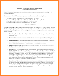 Sample Lab Report   Free Sample  Example  Format Download Template net