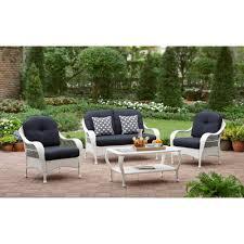 Better Homes and Gardens Azalea Ridge 4 Piece Patio Conversation