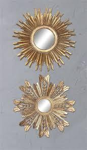 sunburst mirror mirror frame diy
