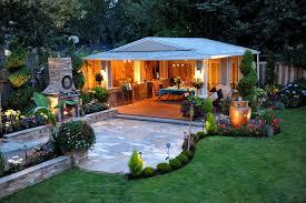Outdoor Patio Ideas Diy Decorating Backyard Garden Design With And