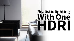 Realistic Lighting Cinema 4d Cinema 4d Vray Tutorial Realistic Lighting With One Light Only