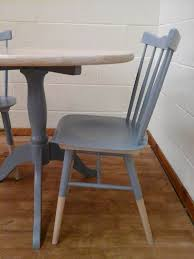 white washed pine furniture. White-washed Up Cycled Pine Table With Beech Chairs, Hard-wearing Varnish White Washed Furniture