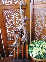 glen the wooden giraffe set