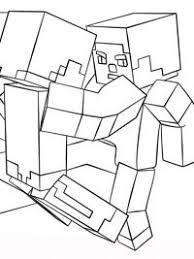 25 Gratis Te Printen Minecraft Kleurplaten Topkleurplaatnl