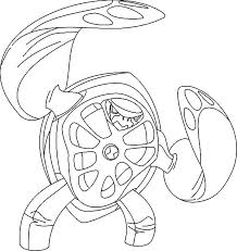 Ben 10 Printable Coloring Pages At Getdrawingscom Free For