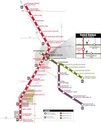 Houston Proposed Light Rail Map Houston Metro Transit Development News Page 6