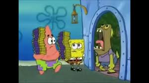 chocolate spongebob guy. Delighful Guy Spongebob Chocolate Guy 1 Hour Loop With Ending To I