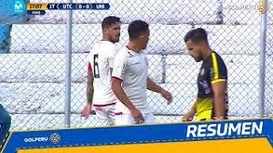Resumen: Sporting Cristal Vs. Unión Comercio (4-0) |
