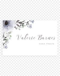 Place Cards Wedding Invitation Template Business Cards 2018
