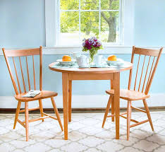 classic shaker dining table