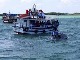 Capitania dos Portos do Rio Grande do Norte apoia procissão marítima no  município de Galinhos-RN   Marinha do Brasil