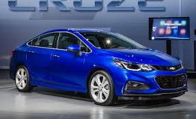 2016 Chevrolet Cruze Official Photos and Info – News – Car and Driver
