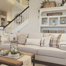 35 Rustic Farmhouse Living Room Design and Decor Ideas for Your ...