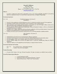 Social Work Resume Objective Statements Or Human Services Social