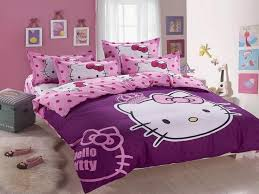 Hello Kitty Bedroom Awesome Hello Kitty Bedroom Idea For Your Cute Little  Girl