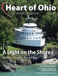 Benson Ford House Heart Of Ohio Jul Aug 2012 By Heart Of Ohio Magazine Llc Issuu