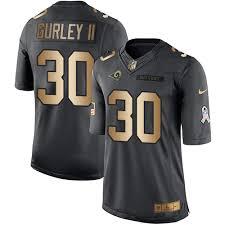 Usa Los Angeles Black Men's Fashion 30 Rams4862149 Football Gurley Elite Jersey Todd Flag