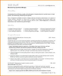 Manufacturing Resume Templates Extraordinary Manufacturing Manager Resume Templates Sample Resumes Letsdeliverco