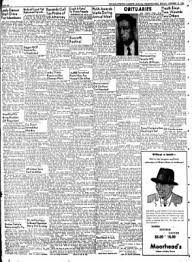 The Indiana Gazette from Indiana, Pennsylvania on October 10, 1952 · Page 25