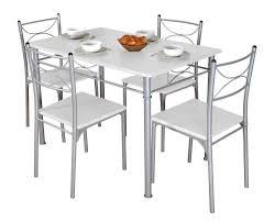 Table Cuisine Blanche Home Galerie Avec Table De Cuisine Avec Chaise