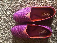 sketchers for girls. euc sketchers bobs girls size 11 pink purple glitter chevron for