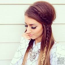 Hairstyle 2016 Female best 25 chic hairstyles ideas gorgeous hair fall 4645 by stevesalt.us