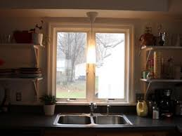 if your pendant is over the kitchen sink maybe follow that urge to hand wash dishes more often and consider adding a dimmer switch make lights for sink k32 for