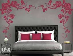 Wall Painting Designs For Bedroom 40 Magnificent Bedroom Wall Painting Designs