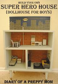 Preppy Mom DIY Dollhouse Furniture on the Cheap