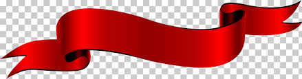 Red Ribbon Design Label Red Ribbon Silk Banner Vintage Banners Red Ribbon
