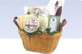 picture of spanish clic gift basket