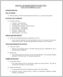 Professional Meeting Minutes Template Pdf. Professional Meeting ...
