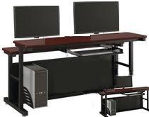 office desk computer. Compare Fixed Height \u003cfont Color\u003d990000\u003eSplit\u003c\/font\u003e Level Computer Table Office Desk