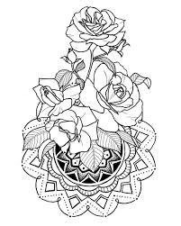 пин от пользователя Tanya Rog на доске Tattoo татуировка розы