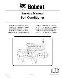 84 sch bobcat wiring schematic data diagram schematic bobcat soil conditioner service manual pdf 84 sch bobcat wiring schematic